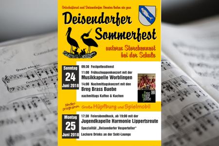 Sommerfest Deisendorf