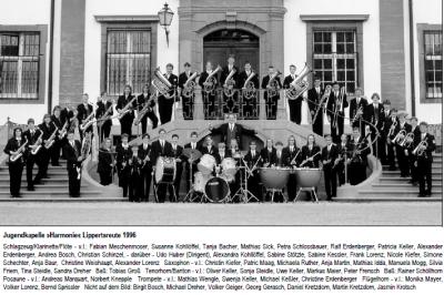 1. Internationale Jugendkapellentreffen in Liechtenstein