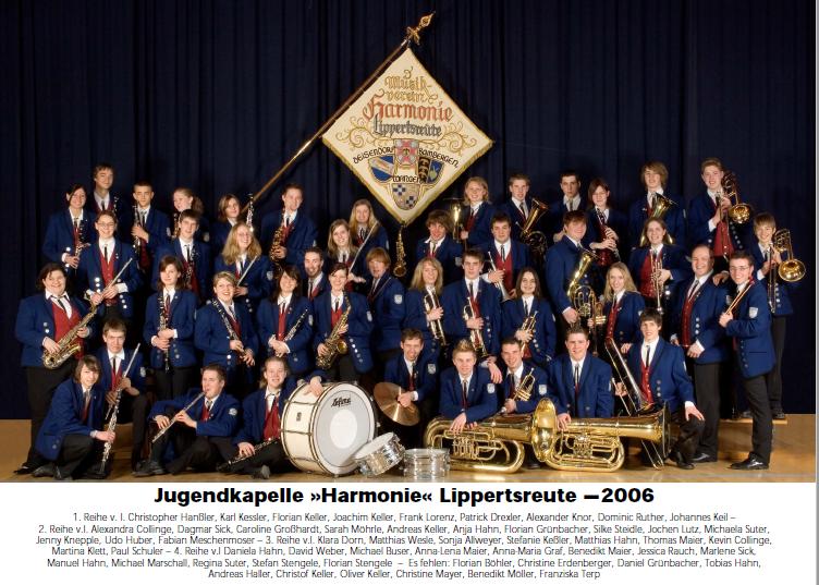 Dirigentenwechsel in der Jugendkapelle