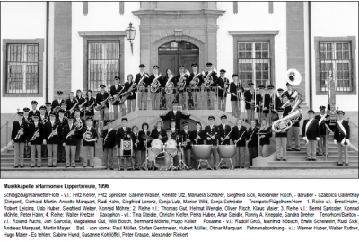 Szablolcs Galánthay wird 1. Dirigent