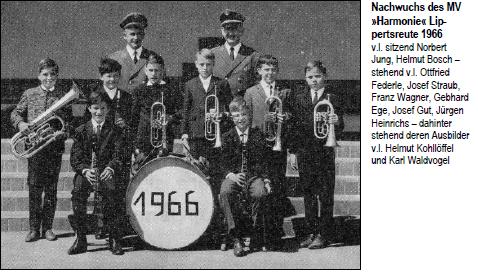Nachwuchs 1966